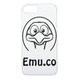 Emu.co Plastic Barely there iPhone 7 case