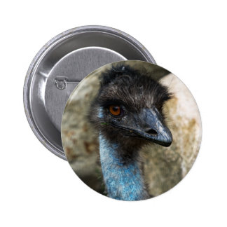 Emu Head Button