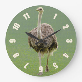 Emu Large Clock
