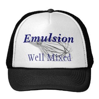 Emulsion Well MIxed Cap Mesh Hat
