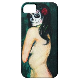 En el Dia de los Muertos iPhone 5 Cover