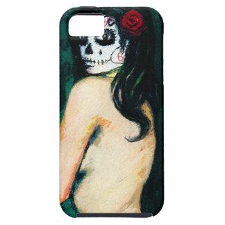 En el Dia de los Muertos Tough iPhone 5 Case