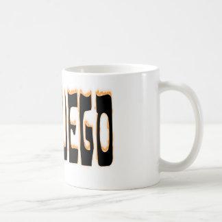 En Fuego (on fire) Coffee Mugs