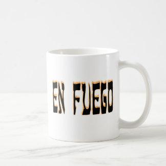 En Fuego (on fire) Mug