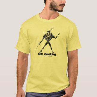 En garde fencing tshirt