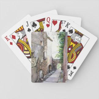"""""""En Grignan"""" Playing Cards"""