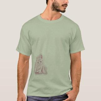 """[EN] Kitten Nola [JP] kitten """"nora"""" T-Shirt"""