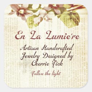 En La Lumiere Sticker September 2012