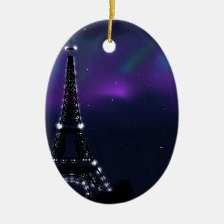 En Paris Ceramic Oval Decoration