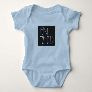 """""""En Zed"""" New Zealand Baby Bodysuit"""