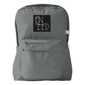 """En Zed"" New Zealand Backpack"