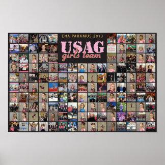 ENA USAG 2013 Poster