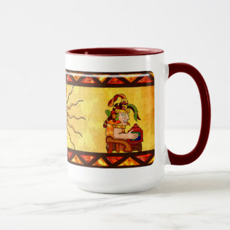 Encantador De Serpientes AZTEC Mug