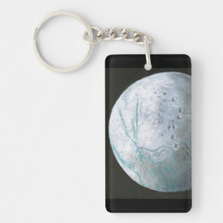 Enceladus Key Ring