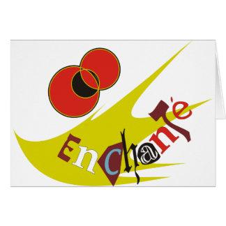 ENCHANTE CARD