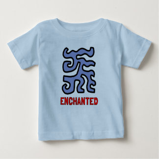 """""""Enchanted"""" Baby Fine Jersey T-Shirt"""