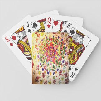 Enchanted Beautiful Playing Cards