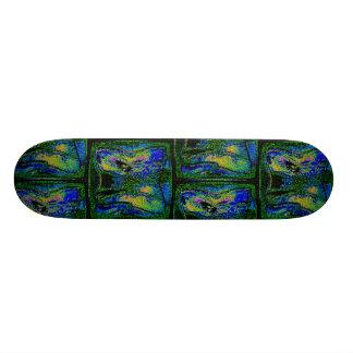 Enchanted Butterfly Forest Skateboard Deck