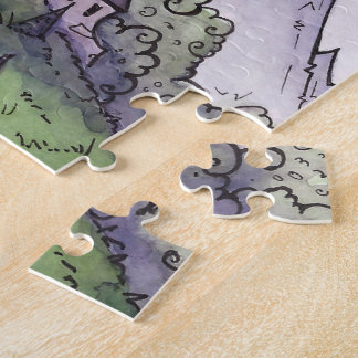 Enchanted Castle Jigsaw Puzzle from Unreal Estate