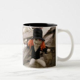 Enchanted cup Edgar. Haunted mug Edgar