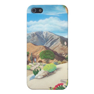 Enchanted Desert Case For The iPhone 5