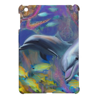 Enchanted Dolphins iPad Mini Covers