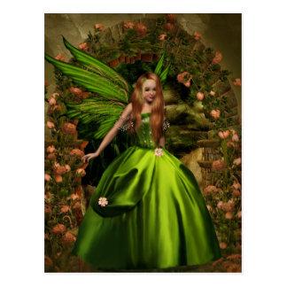 Enchanted Doorway Postcard