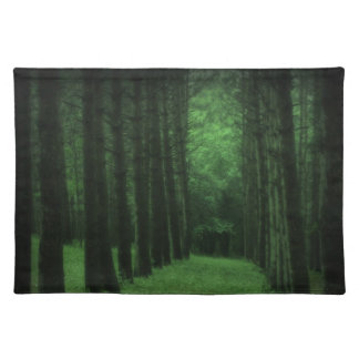 Enchanted Forest American MoJo Placemat