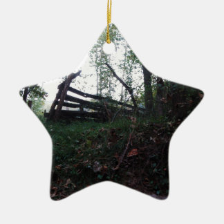 Enchanted Forest Ceramic Ornament