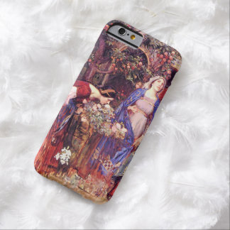 Enchanted Garden William Waterhouse Fine Art Barely There iPhone 6 Case