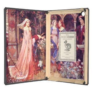 Enchanted Garden William Waterhouse Fine Art Case For iPad Air