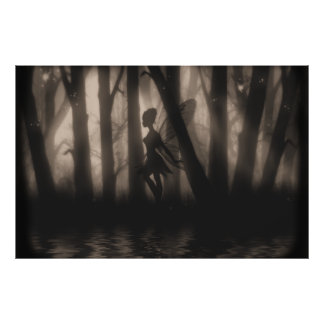 Enchanted Glimpse Large Poster