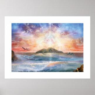 Enchanted Isle Posters