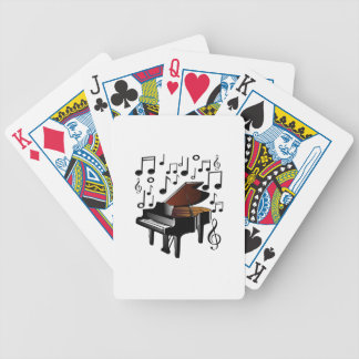 Enchanted Melody Bicycle Playing Cards