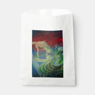 Enchanted Mermaid Favour Bag