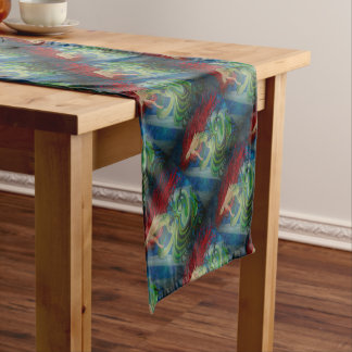 Enchanted Mermaid Short Table Runner