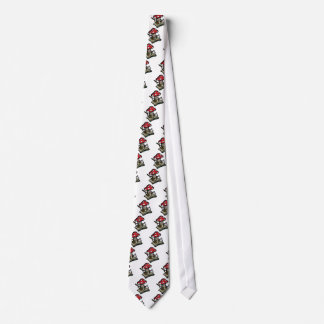 Enchanted Mushroom Tie