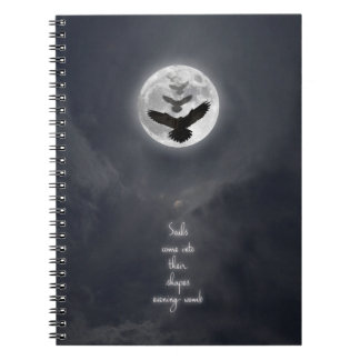 Enchanted Poetry Notebook