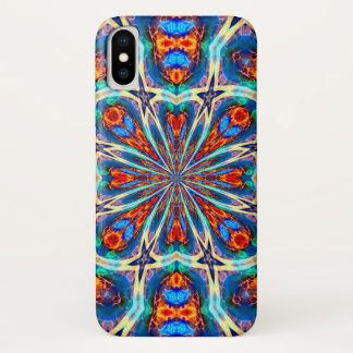 Enchanted Psychedelic Wizard Mandala Case