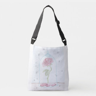 Enchanted Rose Crossbody Bag