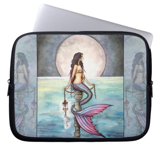 Enchanted Sea Mermaid Laptop Sleeve