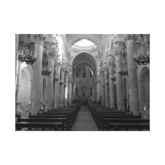 Enchanting Cathedral Canvas Print