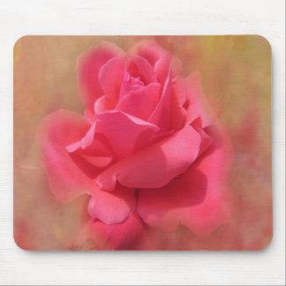 Enchanting Elegant Rose Mouse Pad