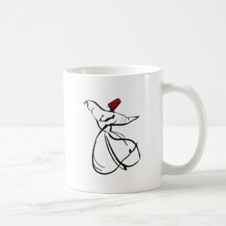 enchanting sufi coffee mug