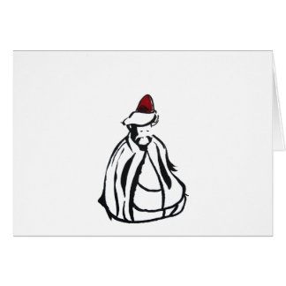 enchanting sufi greeting card