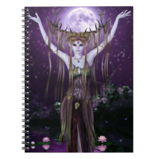Enchantments of the Night Creatures Notebook