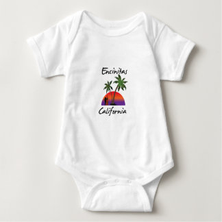 encinitas California Baby Bodysuit