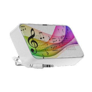 enclosure color music speakers