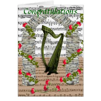 Encore Encore,  - Congratulations Card