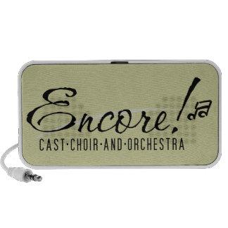 Encore Speaker